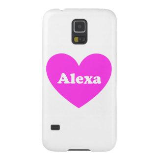 Alexa Galaxy S5 Fodral