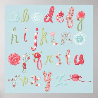 Alfabet Affischer