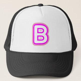 Alfabet ALPHAB BBB Truckerkeps