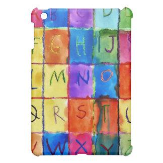 Alfabet iPad Mini Skal
