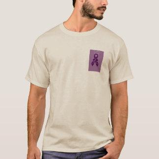 alfabetisk 1 utslagsplatsskjorta t shirt