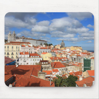 Alfama Lisbon rooftops Musmatta