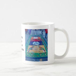 Alfombras de La Antigua 8 Kaffemugg