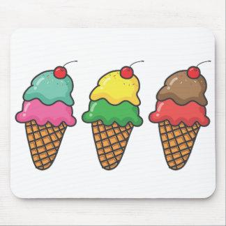 Alfombrilla ordenador Ice Cream Musmatta