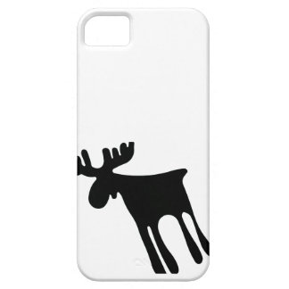Älg / Moose iPhone 5 Case-Mate Skal