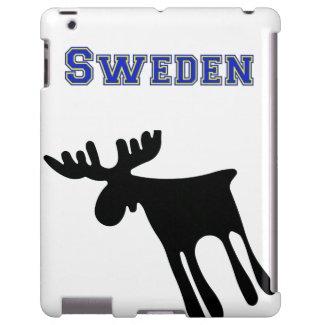 Älg / Moose, Sweden iPad Fodral