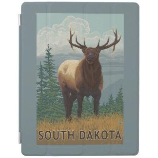 Älg SceneSouth Dakota iPad Skydd