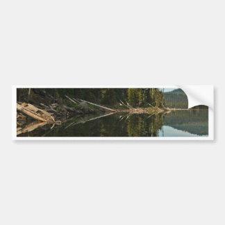 Älg sjö, Oregon kaskader Bildekal