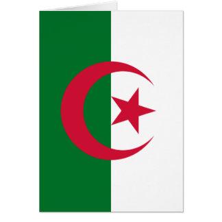 algeria hälsningskort