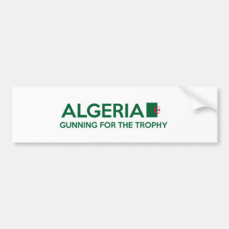 Algeriet design bildekal