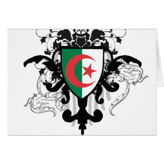 Algeriet Hälsningskort
