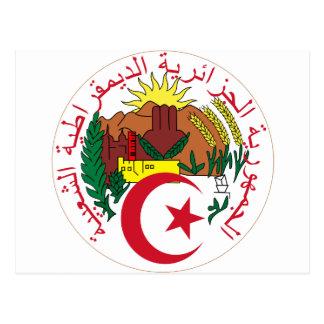Algeriet lag av armen DZ Vykort
