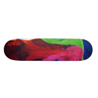 älgskateboard mini skateboard bräda 18,5 cm