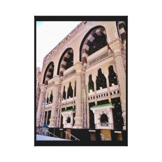 AlHaram moské Canvastryck