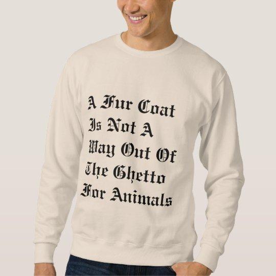 Ali G - Veganism Lång Ärmad Tröja