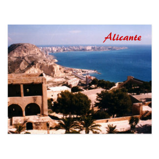 Alicante Vykort