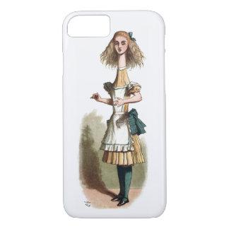 Alice i fodral för iPhone 7 för underland mer