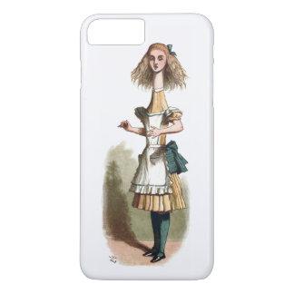 Alice i fodral för plus för iPhone 7 för underland