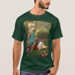 Alice i goth för lowbrow för SKJORTA för T-shirt