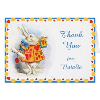 Alice i tack för anpassningsbar för OBS kort