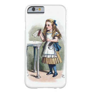 Alice i underland dricker mig vintageoriginal barely there iPhone 6 skal