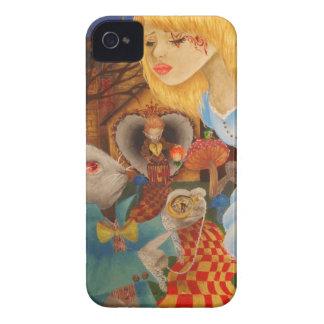 Alice i underland iPhone 4 fodraler