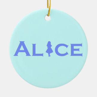 Alice Julgransprydnad Keramik