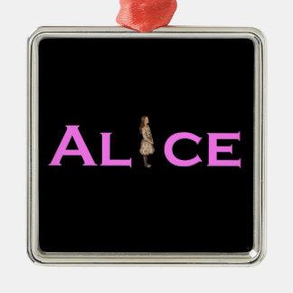 Alice Julgransprydnad Metall