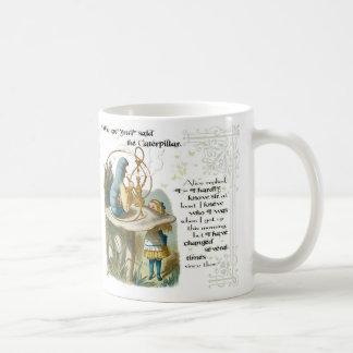 Alice och den Caterpillar gåvamuggen - Teniel Kaffemugg