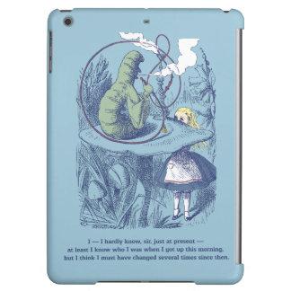 Alice och fodral för Caterpillar iPadkortkort