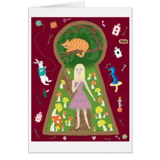 Alice (sagamodeserie #4) OBS kort