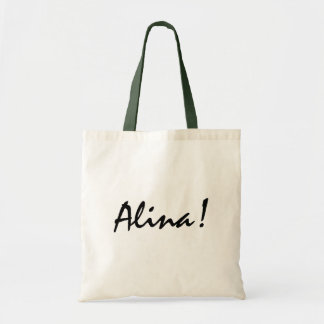 Alina dropp budget tygkasse