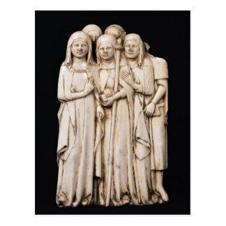 Alinorda syster av Pope Mild VI Vykort
