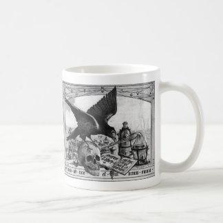 Alkemilabbkaffe koppar