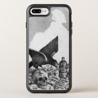 Alkemilaboratorium och sphinxen OtterBox symmetry iPhone 7 plus skal