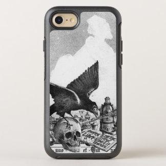 Alkemilaboratorium och sphinxen OtterBox symmetry iPhone 7 skal