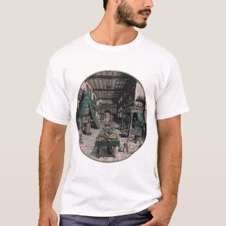 Alkemist laboratorium - Heinrich Khunrath - 1595 Tee Shirt