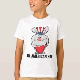 All amerikanunge tröja