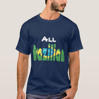 All brasilian tee shirt