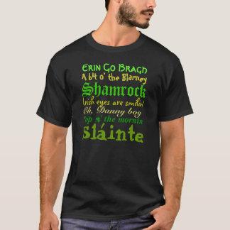 All irländare t-shirts