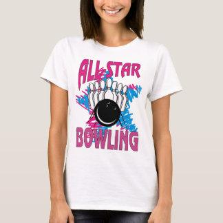 All stjärnabowling tee shirt