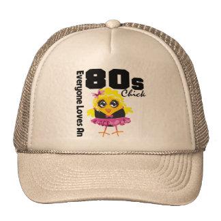 Alla älskar en 80-talchick keps