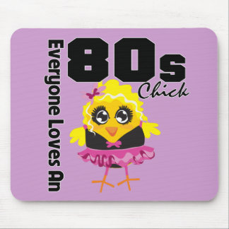 Alla älskar en 80-talchick mus mattor