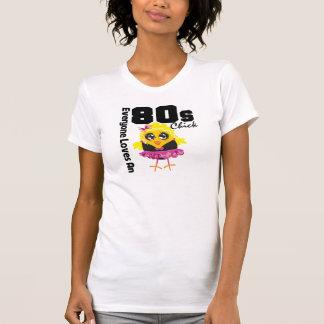 Alla älskar en 80-talchick tröjor