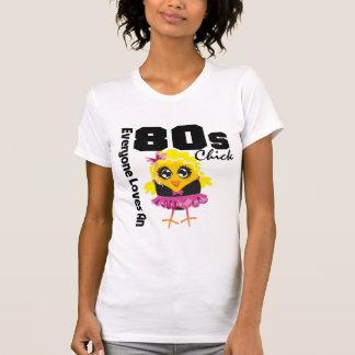 Alla älskar en 80-talchick tröja