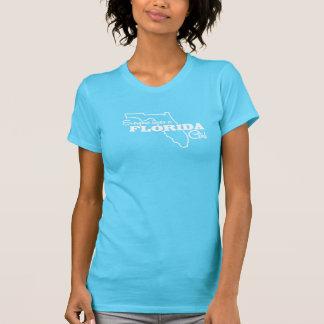 Alla älskar en Florida flickaT-tröja Tee Shirts