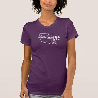 Alla älskar en Louisiana flickaT-tröja T Shirt
