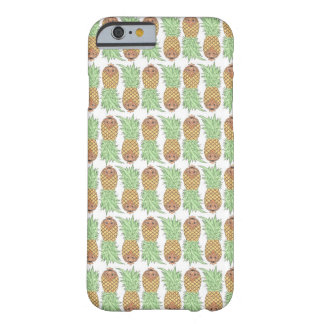 Alla ananas! barely there iPhone 6 skal