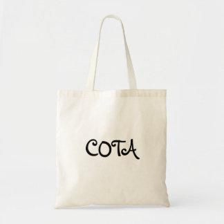 Alla COTA bär hänger lös Tygkasse
