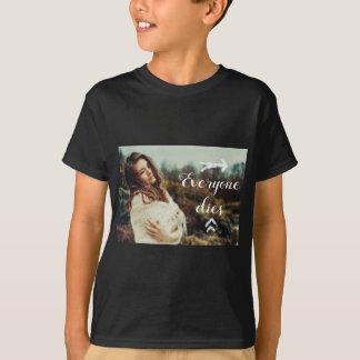 Alla dör t-shirt